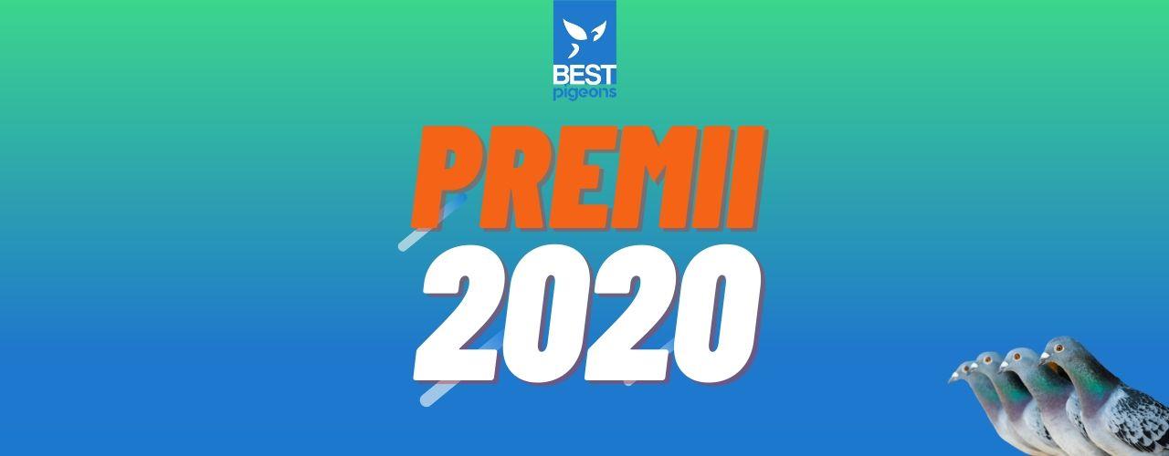 Best Pigeons Premii 2020